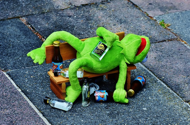 Drunkoressia