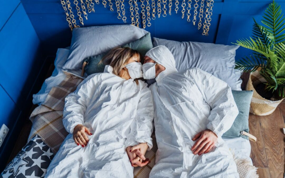 Coronavirus, sesso e amore: come stare col partner?